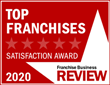 MaidPro Named Top 50 Best Second Career Franchise Opportunities by Franchise Business Review