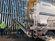 Holcombe Mixers Joins $1.3 Billion Border Wall Project In Yuma, Arizona