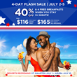 Divi Resorts Launches 4-Day Fourth of July Flash Sale with 40% Off Caribbean Destinations Plus 4 Free Breakfasts