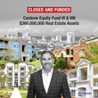 Cardone Capital Announces Close of Funds VI and VIII & Opening of New Opportunity Fund IX, Changing the Landscape of Real Estate Investing