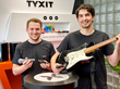 TYXIT develops next-gen audio wireless technology and brings the future of live music to bands & DJs via Kickstarter