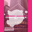 Germinder + Associates Celebrates 20 Years in New York City, Reaffirms Commitment to City, Mentoring and Diversity Initiatives