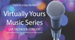Virtually Yours Music Series Treats Meridian Senior Living Residents to a Personalized Concert on Facebook Live