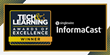 Singlewire Software Wins Tech & Learning Award of Excellence  for InformaCast Fusion