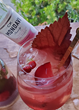 """A Rosé By Any Other Name"" Sangria features the new CK Mondavi and Family Spritzed Rosé Moscato."
