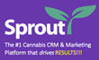 sprout, cannabis crm, marketing software