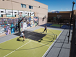 SnapSports Outdoor Revolution PS, the first modular surface engineered for Pickleball.