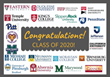 The Pennsylvania Athletic Trainers' Society (PATS) Recognizes the Pennsylvania Athletic Training Graduates of 2020