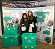 Top 40 Billboard Recording Artist and Philanthropist, Laura Angelini announced as first Artist Ambassador of ShelterBox USA