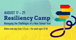 Resiliency Camp