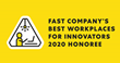 Centric Consulting Named to Fast Company's Second Annual List of the 100 Best Workplaces for Innovators