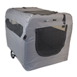 PortablePET SoftCrate soft-sided temporary dog housing for crate-trained dogs.