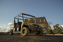 Hawthorne Cat Launches New Cat Utility Vehicles in Hawaii