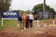 Novak Commercial Construction Breaks Ground on the Sanctuary in Salado