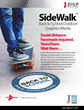 Jessup Unveils New Ground Graphics Material: SideWalk™ — Just in Time for Back-To-School (and more) Graphics