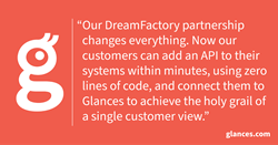 Customers can add an API to their systems within minutes