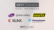 SRT Alliance Surpasses 400 Members as Grass Valley, Evertz, Xilinx, and Primestream Join the SRT Open Source Project