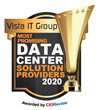 Vista IT Group named Most Promising Data Center Solution Provider by CIO Review