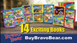 Bravo Bear Announces 50% Off Preorders for it's Positive Value Children's Book Series Launch