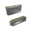 Heilind Electronics Introduces Amphenol ICC's FCI Basics BergStak 0.8 mm Shielded Board-to-Board Connectors