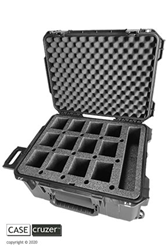 New CaseCruzer Universal Handheld Radio Carrying Case Series enhances Communications Mobility for First Responders