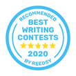 Winning Writers contests are recommended by Reedsy