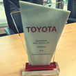 Chemico Group Recognized by Toyota For Excellence in Supplier Performance