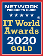 Cloudticity Wins Gold Award in the 15th Annual 2020 IT World Award®