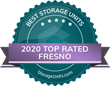 StorageUnits.com Names Top Storage Facilities in Fresno, CA for 2020