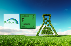 Raybow Pharmaceutical Green Chemistry image with Fluorine element