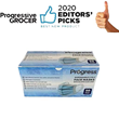 Progressive Grocer-2020 Editors Pick_Best New product _ Progress Face Mask