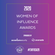 The Executive Women's Forum announces the 2020 Finalists for the Women of Influence Awards & Corporate Award