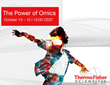 "Harnessing ""The Power of Omics"" with Thermo Fisher Scientific's Virtual Conference, October 13-15, 2020"