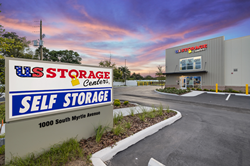 self storage facility clearwater fl exterior