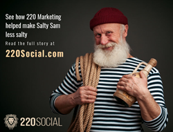 220 Marketing Makes Social Media More Likeable With the Launch of the New 220Social.com