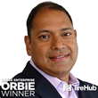 Large Enterprise ORBIE Winner, Ashok Vantipalli of TireHub
