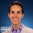 Corporate ORBIE Winner, Blake Brannon of OneTrust