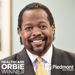 Healthcare ORBIE Winner, Geoffrey Brown of Piedmont Healthcare