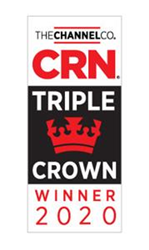 Focus Technology Named a 2020 CRN Triple Crown Winner for Fourth Year