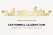 Tampa Museum of Art Centennial Celebration and Virtual Evening of Giving on Nov 7