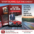 Duane King Releases New Book Regarding Car Accidents