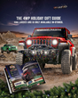 4 Wheel Parts Announces 2020 Holiday Gift Guide for Off-Road Adventure Jeep and Truck Enthusiasts