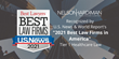 """Nelson Hardiman Recognized by U.S. News & World Report's """"2021 Best Law Firms in America"""" for Health Care Law"""