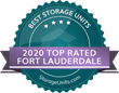 StorageUnits.com Names Top Storage Facilities in Fort Lauderdale, FL for 2020