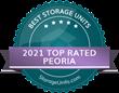 StorageUnits.com Names Top Storage Facilities in Peoria, AZ for 2020