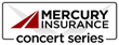 The 2020 Mercury Insurance Online Concert Series Continues through December