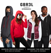 New Gabriel3 Hoodies, Designed by Industry Experts to Restore Freedom - Helps Protect from Viruses, Flu, Bacteria and The Elements