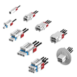 Heilind Electronics Introduces TE Connectivity's Power Versa-Lock 5.0 Rectangular Power Connectors