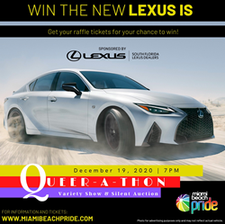 Your chance to win NEW LEXUS IS