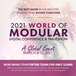 World of Modular Returns March 8-12, 2021 – Registration Now Open!